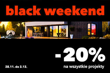 BLACK WEEKEND | 20% RABATU na wszystko!