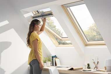 Wyższy poziom komfortu – nowa odsłona okna dachowego VELUX GZL