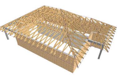 Dach prefabrykowany – dlaczego warto?