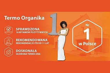 Rekordowa sprzedaż najwyższej jakości produktów Termo Organiki