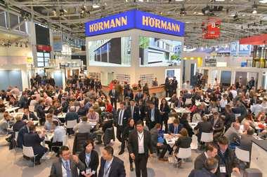 Hörmann na targach BAU 2019 Monachium 14 -19 stycznia