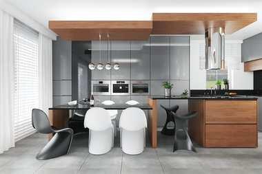 WNĘTRZA INSPIRACJE – dom Morena II G1 – odważnie i z pomysłem
