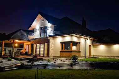 Projekt domu Naomi G2 - zdjęcia z realizacji