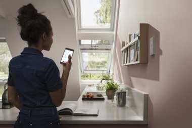"""""""Hej Google, otwórz moje okno"""" - nowe możliwości z VELUX ACTIVE"""