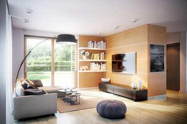 WNĘTRZA INSPIRACJE – projekt domu LIV 7 – styl, komfort, relaks…