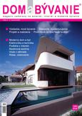 Prezentace katalogu rodinných domů Archipelag v časopise DOM A BÝVANIE