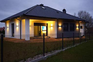 Dom Mini 1 G1 - zdjęcia z realizacji