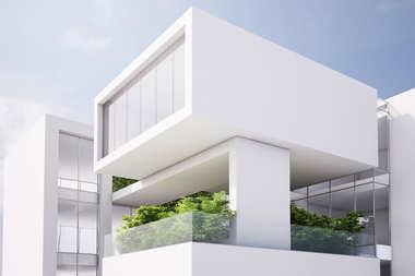 Budynki usługowe