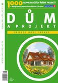 Katalog rodinných domů DŮM A PROJEKT 2011