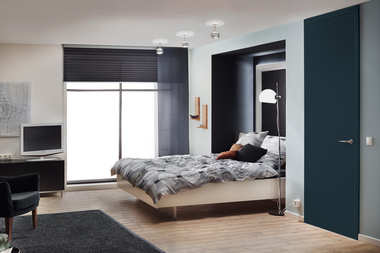 Piękne i niezniszczalne - Drewniane drzwi wewnętrzne Hörmann