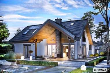 7 najlepszych domów z tarasem!
