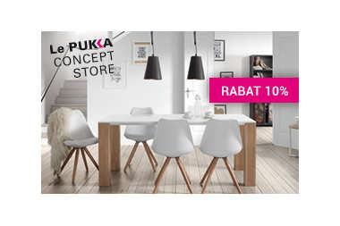 10% rabatu od Le Pukka Concept Store