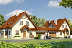 Osiedle domów jednorodzinnych w Żernikach