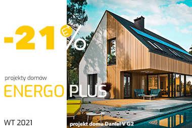 21% rabatu na projekty domów ENERGO PLUS - przedłużamy promocję