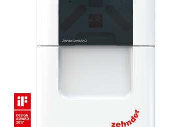Na rynku jest już 10 000 sztuk central wentylacyjnych nowej generacji Zehnder ComfoAir Q