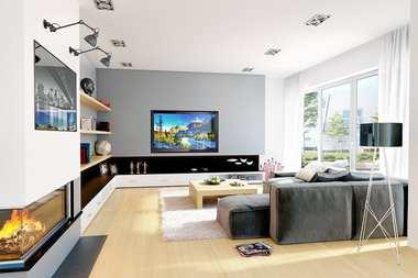 WNĘTRZA INSPIRACJE – dom Naomi G2 – przestrzeń, wygoda, relaks