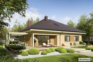 TOP 10 – domy tanie w budowie. 10 najchętniej wybieranych projektów!
