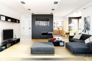 WNĘTRZA INSPIRACJE – dom Mati G1 – mieszkaj modnie