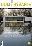 Prezentace projektů rodinných domů Archipelag v časopise DOM A BÝVANIE