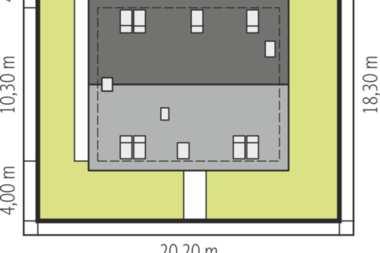 Jak sprawdzić czy wybrany dom zmieści się na działce?