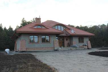 Zakończenie budowy domu jednorodzinnego
