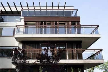 II nagroda za najlepszy projekt mieszkaniowy 2008-2011