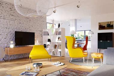 7 gotowych pomysłów na modny salon w domu