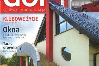"""Imponująca realizacja projektu Fred w magazynie """"Własny Dom"""""""