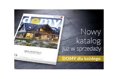 Domy Rodzinne dla każdego – nasz nowy katalog już w sprzedaży