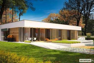 Bryła domu energooszczędnego