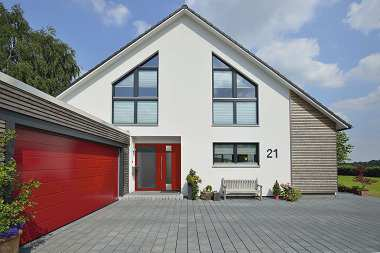 Witamy w domu! Drzwi zewnętrzne firmy Hörmann