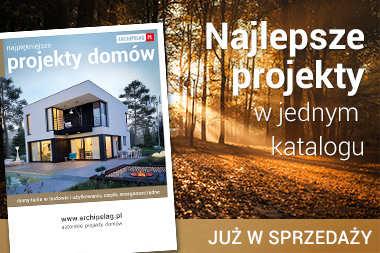 """Nowy katalog """"Najpiękniejsze Projekty Domów ARCHIPELAG"""" już w sprzedaży!"""