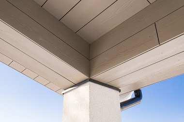 Podbitka dachowa – jaki materiał sprawdzi się na niej najlepiej?