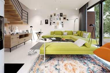 WNĘTRZA-INSPIRACJE - EX 19 G2 ENERGO PLUS - dom jak ze snów!