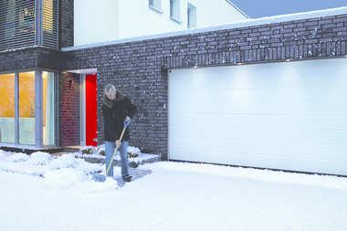 System automatycznej wentylacji garażu firmy Hörmann