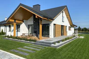 Projekt domu Simon G2 - zdjęcia z realizacji