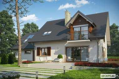Jakie są zalety domów z poddaszem użytkowym?