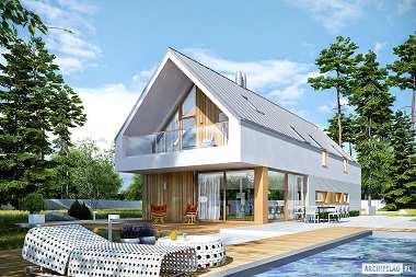 Nowoczesne domy stodoły – najlepsze projekty gotowe