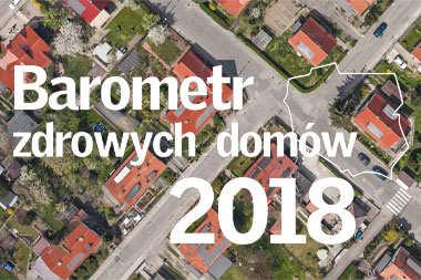 Barometr zdrowych domów 2018