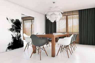 WNĘTRZA INSPIRACJE – dom Sandra G2 – czysta elegancja
