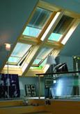 Nízkoenergetická střešní okna ROTO