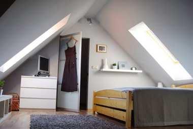Doświetlenie pomieszczeń na poddaszu
