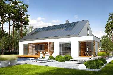 TOP 10: projekty domów energooszczędnych zgodne z WT2021