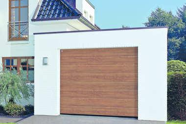 DecoColor. Segmentowa brama garażowa RenoMatic light  firmy Hörmann w nowej odsłonie