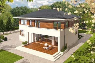 TOP 5 – gotowe projekty domów z piwnicą