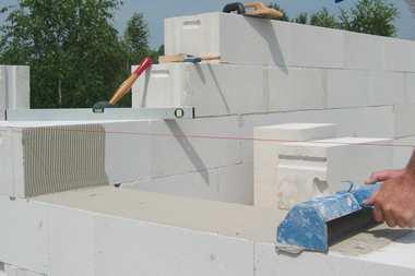 Inwestorze, zadbaj o wykorzystanie właściwości betonu komórkowego - poradnik o budowaniu cz. 4