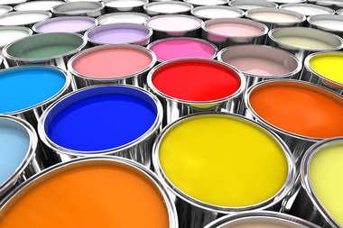 Farby elewacyjne - jakie wybrać?