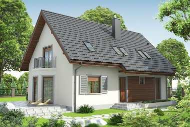 Domy dwulokalowe – najlepsze projekty gotowe