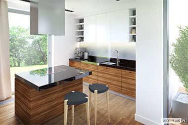 5 pomysłów na piękną kuchnię w domu jednorodzinnym