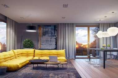 WNĘTRZA INSPIRACJE – dom Marcel G2 – szykowny minimalizm